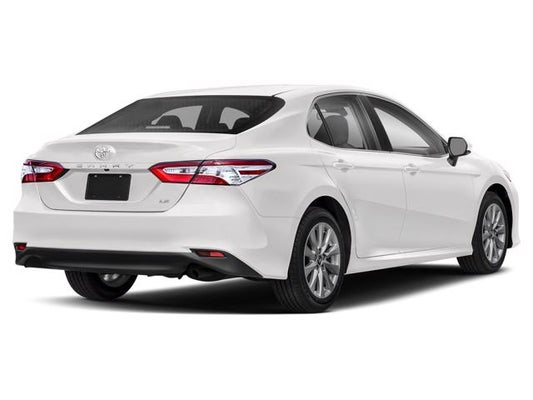 2018 Camry Le >> 2018 Toyota Camry Le